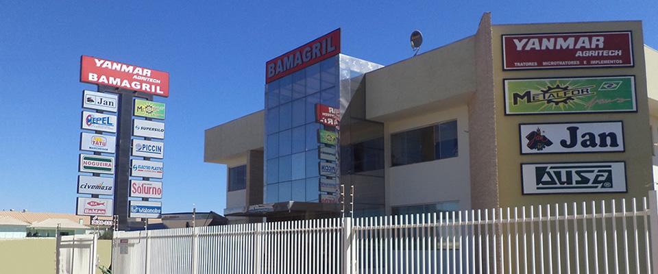 BAMAGRIL - Máquinas Agrícolas e Peças - Luis Eduardo Magalhães / BA